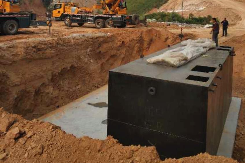 JSCX-MGSR-Ⅱ系列一体化污水净化器