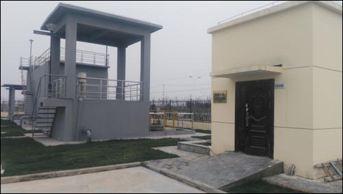 蒲城卤阳湖开发区污水处理厂运营管理项目