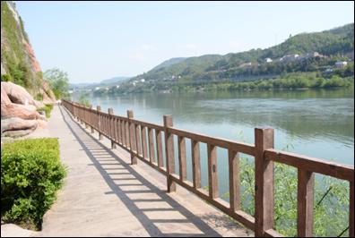 石泉县农村环境综合整治示范项目