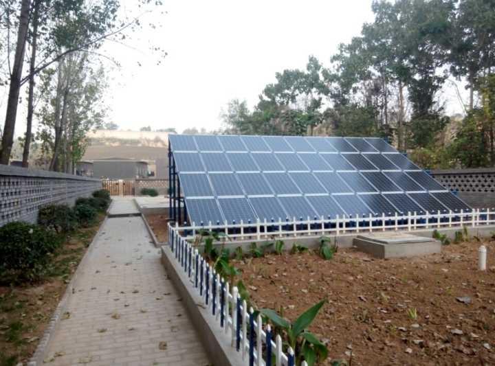 太阳能微动力系统